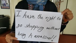 4.10.16 Afghanistan - i have the right to go shopping without being harassed