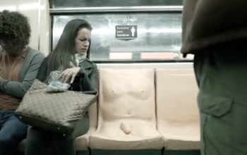 "The ""Sexist"" Seat on Mexico City's Subway"